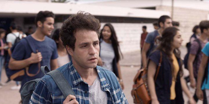 """Sami (Zakaria Ben Ayed) dans """"Weldi, mon cher enfant""""  (BacFilm)"""