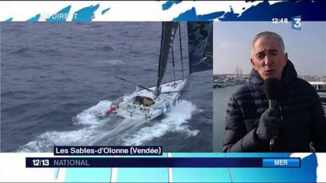 Vendée Globe : le sprint final