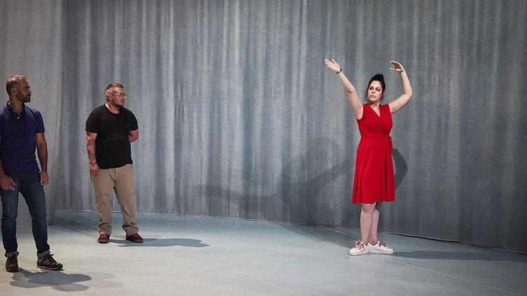 Trans (Més Enlla) de didier Ruiz  (Christophe Raynaud de Lage/Festival d'Avignon)