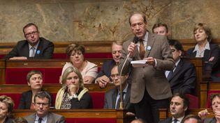 Le député Jean-Jacques Bridey, le 18 novembre 2015, à l'Assemblée nationale. (MAXPPP)
