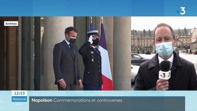 """Bicentenaire de Napoléon : il faut """"commémorer"""" mais pas """"célébrer"""" selon l'Elysée"""