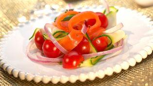 Manger cinq fruits et légumes par jour permet de bénéficier des bienfaits des fibres et diminue le risque de maladies cardiovasculaires. (MANCEAU SERGE / MAXPPP)