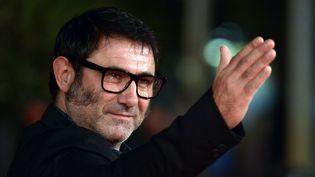 L'acteurSergi López, le 19 octobre 2015. (TIZIANA FABI / AFP)