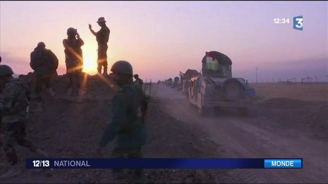Syrie : nouvelle offensive à Raqqa