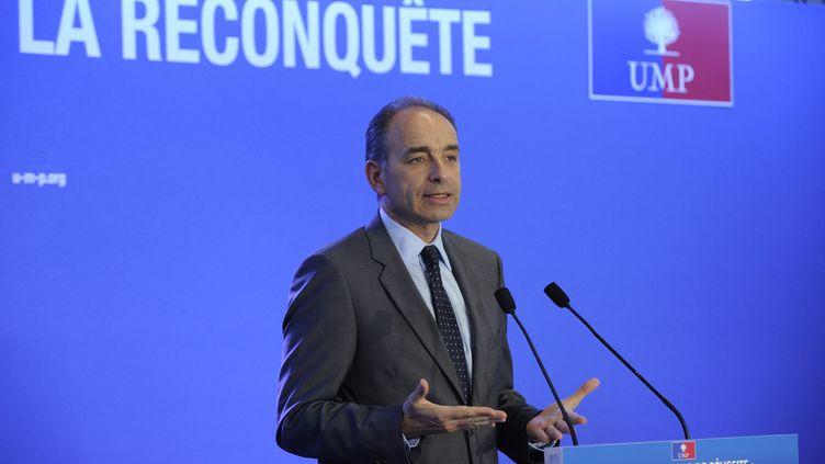Jean-François Copé à Paris, le 26 juin 2013. (WITT/SIPA)