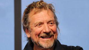 Robert Plant en novembre 2011 à Los Angeles.  (Stewart Cook / Rex Feat/REX/SIPA)
