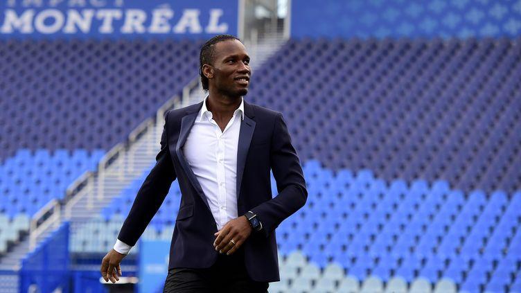 Didier Drogba. (FRANCK FIFE / AFP)