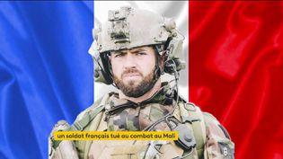 Maxime Blasco, mort au combat au Mali (FRANCEINFO)