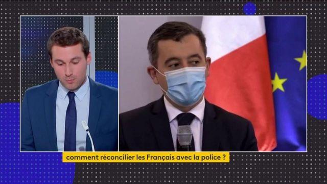 Beauvau de la sécurité : 27% des Français éprouvent inquiétude ou hostilité vis-à-vis de la police