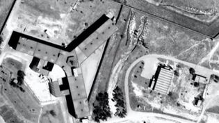 prison syrie (FRANCE 2)