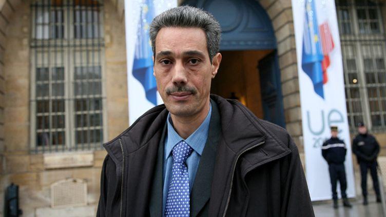 (Omar Raddad en 2008 © MAXPPP)