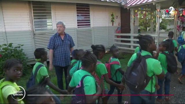 Déconfinement : la Guyane ferme ses collèges et ses lycées jusqu'en septembre