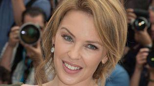 Kylie Minogue le 23 mai à Cannes  (VILLARD/NIVIERE/SIPA)