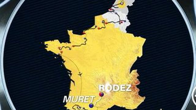 Le Tour de France quitte les Pyrénées