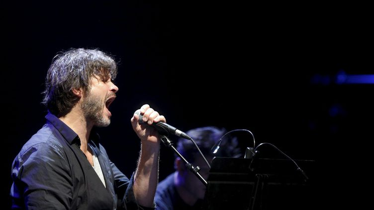Bertrand Cantat revient avec un album solo, remous sur les réseaux sociaux  (Cyril Sollier / PhotoPQR / La Provence / MaxPPP)