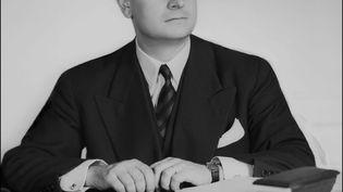 Jean Lecanuet, président du MRP de 1963 à 1965. (AFP)