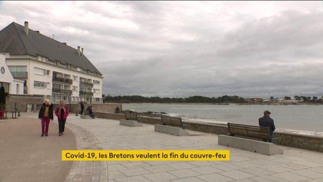Covid-19 : certains élus bretons demandent un assouplissement des mesures sanitaires