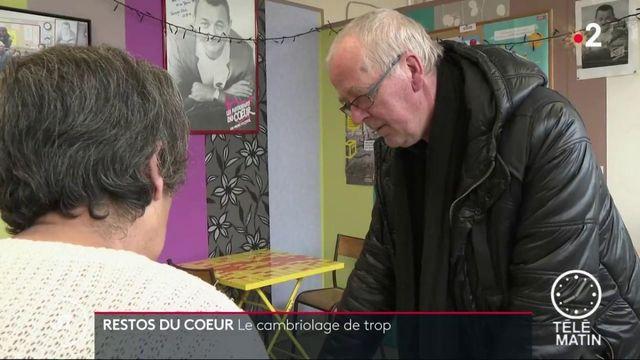 Troisième cambriolage en six mois dans un Restos du coeur breton
