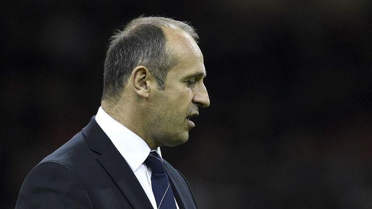 Philippe Saint-André, ancien sélectionneur du XV de France (FRANCK FIFE / AFP)