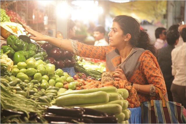 "Nimrat Kaur dans ""The Lunchbox"" de Rtsh Batra  (Happiness Distribution)"
