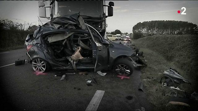 Sécurité routière : un bilan historique