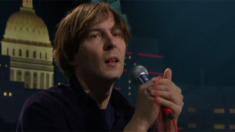 Thomas Mars de Phoenix à Austin City Limits le 12 oct 2013.  (Austin City Limits)
