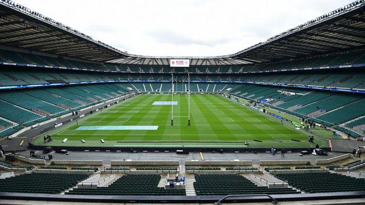 Le stade de Twickenham (GLYN KIRK / AFP)