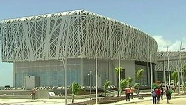 Esclavage : le Mémorial ACTe inauguré à Pointe-à-Pitre