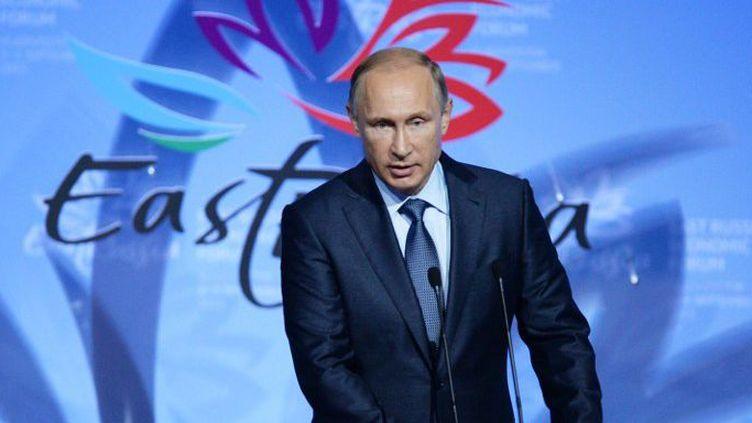 En marge de l'ouverture du Forum économique oriental de Vladivostok, Vladimir Poutine s'est exprimé sur la crise des migrants et sur sa stratégie pour la Syrie. (MikhaÏl Voskresenskiy)