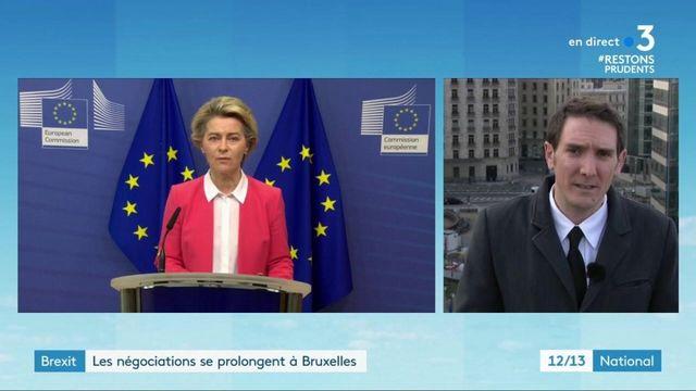Brexit : les négociations se poursuivent à Bruxelles