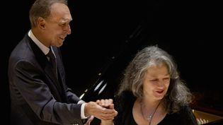 Claudio Abbado et Martha Argerich-Mozart  (Deutsche Grammophon)