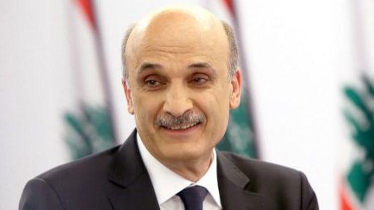 Samir Geagea, candidat des Forces Libanaises à la présidence du Pays du Cèdre. (LDO AYOUB / GEAGEA'S PRESS OFFICE / AFP)