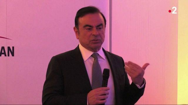 Renault : Carlos Ghosn arrêté au Japon pour soupçons de malversations