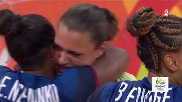 JO 2016 : les handballeuses rêvent d'or, les basketteuses se battront pour le bronze