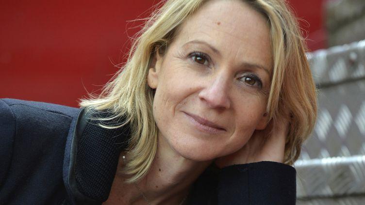 La romancière Gaëlle Nohant  (David Ignaszewski-koboy/Éditions Héloïse d'Ormesson)