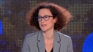 Emmanuelle Wargon. (Capture d'écran franceinfo)