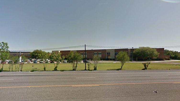 La Santa Fe High School, dans l'Etat américain du Texas. (GOOGLE MAPS)