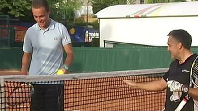 Handisport à Roland-Garros : retour sur le fauteuil roulant d'un grand champion