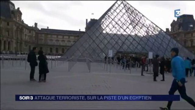 Militaires attaqués à l'arme blanche au Louvre : le récit de l'agression