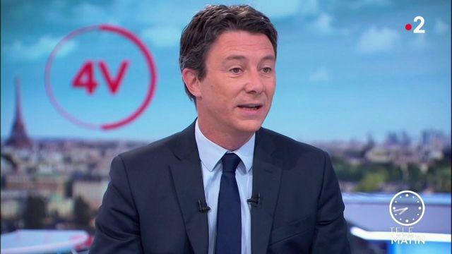 """Benjamin Griveaux : un bon maire de Paris doit être """"au service des Parisiens"""""""
