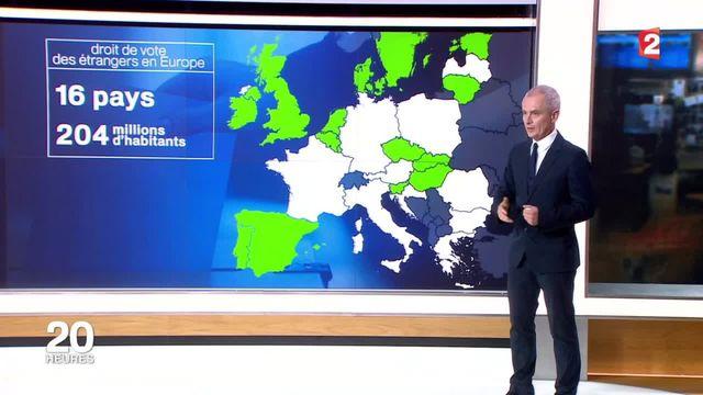 Droit de vote des étrangers : le point en Europe