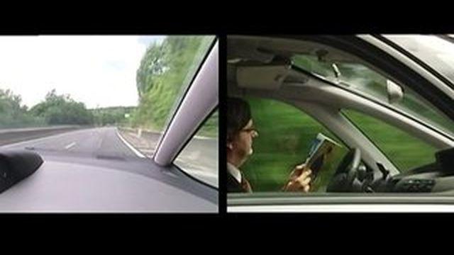 La voiture de l'avenir : une conduite sans les mains ?