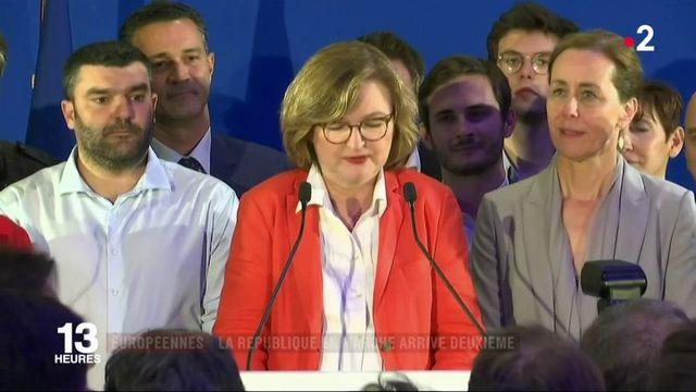 Élections européennes : en deuxième place, LREM accuse le coup