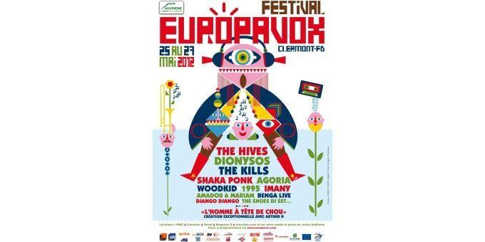 Affiche Europavox  (Europavox)