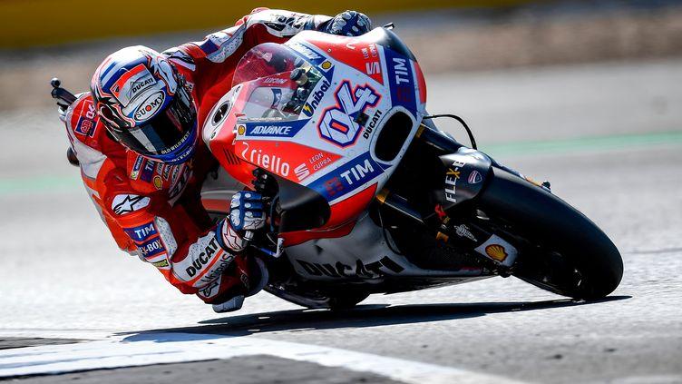 Andrea Dovizioso (Ducati) vise le titre MotoGP