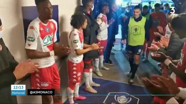 Football : Rumilly-Vallières quitte la Coupe de France la tête haute