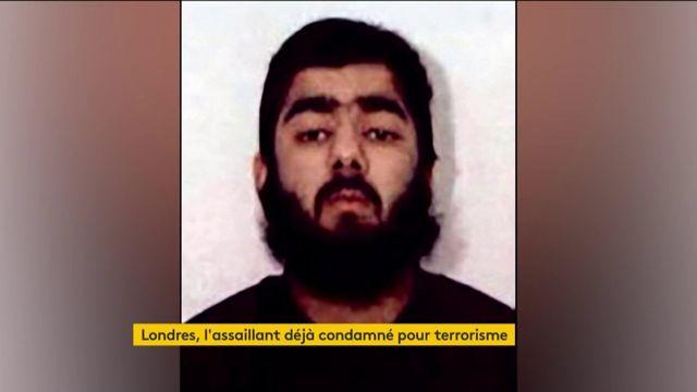 Attaque de Londres : l'assaillant était déjà connu de la justice britannique