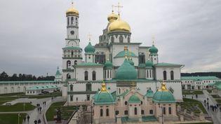 Le monastère de la Nouvelle Jérusalem à Istra (Russie) (JEROME VAL / RADIO FRANCE)