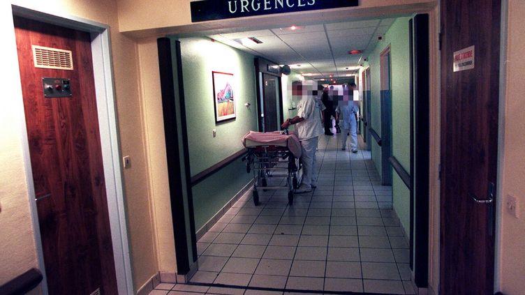 Photo d'illustration des urgences en milieu hospitalier. (MAXPPP)