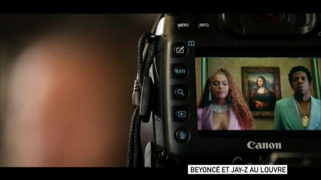 Un an après le clip de Beyonce et Jay-Z, la folie du Louvre continue
